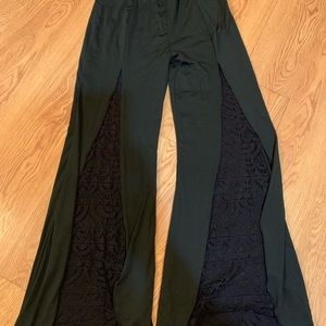 Lucky pants size xl with lace